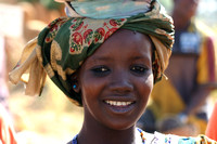 Colourful &Traditional people in Mali