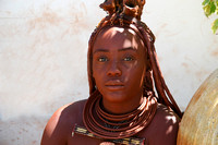 Himba woman - Namibia Traditional & Colourful